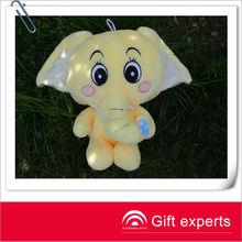 Cute Top Quality Plush Toy Elephant animal