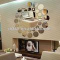 Arte e artesanato espelho, espelho peças artesanais, etiqueta do espelho acrílico