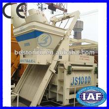 newest js 1000 concrete mixer price list
