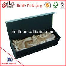 Elegant Paper wine bottle gift box manufacturer in shanghai