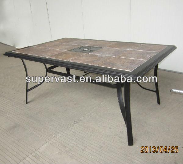 Ceramic Tile Patio Table Top Icamblog