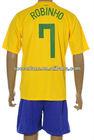 custom brazil football shirt