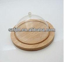 2013 Fashionable Custom Clear Acrylic Half Ball