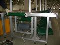 cadre en aluminium ligne de production de flux