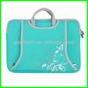 Fashion high class solar neoprene bag for laptop