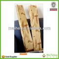 Alimento saco de papel kraft / baguette kraft saco de pão de papel / papel kraft padaria saco