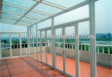 Real Estate polycarbonate solid sheet