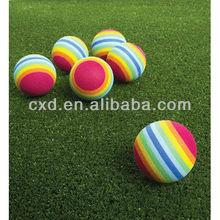 Chinese 2013 hottest eva golf ball(direct company)
