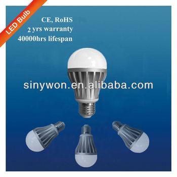 Good Quality Cost-effective Plastic E27 10W Light LED Bulbs