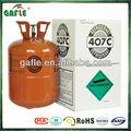 mixta de gas refrigerante r407c r22 como sustituto