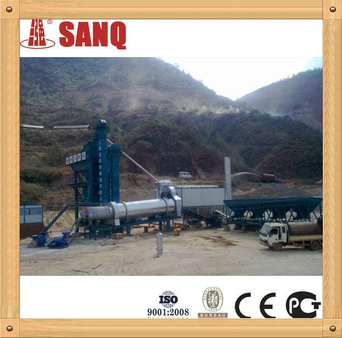 GOST 72-96 t/h HXB1200 Asphalt Mixing Plant Asphalt Plant Wibau Asphalt Emulsion Plant
