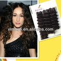 Para el cabello vimage pelo sin procesar mona lisa del pelo
