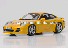 1:24 scale red color and best seller die cast model car
