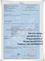 Certificado de fumigación, el certificado de origen de forma, certificado de conformidad para todo el mundo en china de shenzhen-- la compra de broker