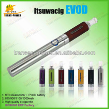 order from china direct wholesale recharge battery evod battery 650/900/1100/1300mah