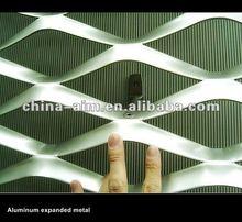 Building material Expanded metal mesh aluminium diamond mesh