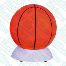 3L basketball shape desktop mini fridge stands