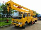 aerial working truck,aerial platform operation truck