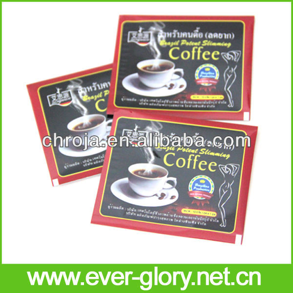 high quality customed factory directly waterproof foil bags heat seal