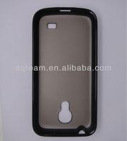For Samsung Galaxy S4 Mini I9190 TPU + PC Hybrid Back Matte Cover Case
