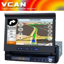 7 inch digital panel vision car dvd player CAD-7104