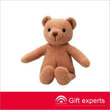 Fashional estilo urso de pelúcia brinquedos atacado / atacado urso de pelúcia brinquedo macio