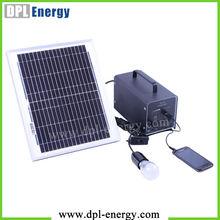 2012 portable solar lighting system led inground solar lights solar power led clip light