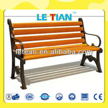 Hot sale outdoor furniture stainless steel bench seat LT-2121B