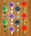 hangzhou sunbeauty novo design 17 gsm papel de seda do casamento decoração da escada