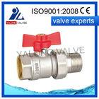 brass small ball valve