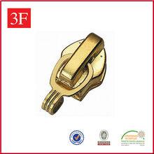 Gold Zipper Slider