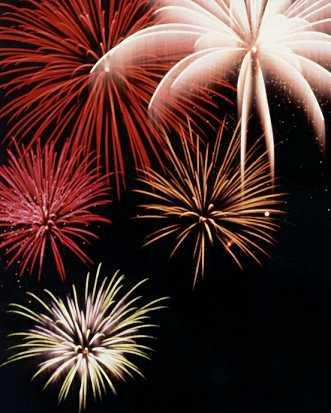 Outdoor Firework/Kembang api