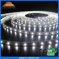 Green casing pipe waterproof flexible led strip 5m flexible led strips continuous length flexible led light strip