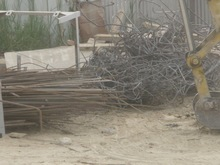 Used Iron rod/building rods