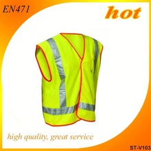 fluorescent yellow safety vest, reflective vest safety door locking devices