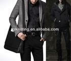HYL-M1305 Men's Wool Polyester Knitted Fabric for jacket/blazer/casual suit