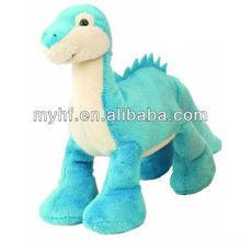 Promotionnel 7 polegada mignon animaux en peluche jouets en peluche dinosaure cadeau