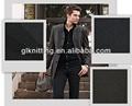 Hyl-m1308 dos homens de lã de poliéster tecido de malha para a jaqueta/blazer/terno casual