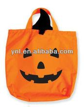 Pumpkin Printed Trick-or-Treat Bags
