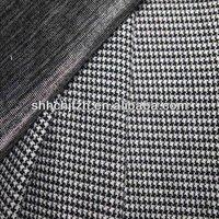 waffle knit viscose fabric