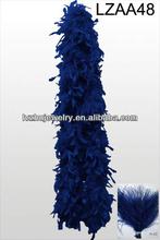 Carnival and Holiday decorative Turkey chandelle boa LZAA48