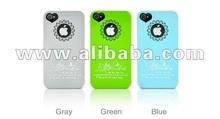 Multi PC Protective Mobile Phone Case Skin for iPhone 4/4S, 2012 New Designer Hot Sale Beauty PC Cover for iPhone 4/4S