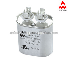 Film capacitors 10uf 400v oil type