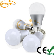 Hot selling E27 5W led light bulb pen SMD2835 warm white