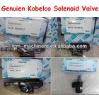YB35V00006F1 rotating brake solenoid valve for kobelco excavator SK6E series