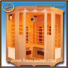 Corner Far Infrared Sauna Room IDS-3LA1