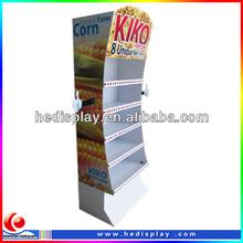 pet goods display/display rack/floor display