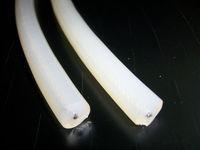 Reinforced PU Smooth Round Belt, Thermoplastic Polyurethane Round Smooth Belt