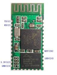 HC06 serial TTL wireless bluetooth module