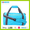 600D polyester clear womens sport bags